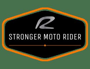 stronger moto rider